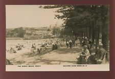 Australia MANLY The Ocean Beach early RP PPC Southern Cross Series