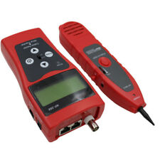 Nf388 Network Lan Phone Cable Tester Wire Tracker Usb Coaxial Cable Amp 8 Wiremaps