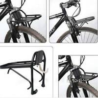 Bike Bicycle Front Rack Luggage Shelf Carrier Panniers Bracket