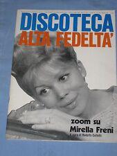 Rivista mensile DISCOTECA ALTA FEDELTA' n° 108 marzo 1971 (E2)