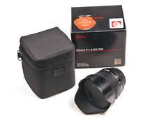 SIGMA 50mm f1, 4 EX DG HSM per Pentax