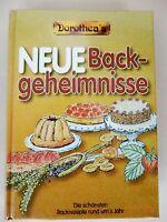 *DOROTHEA´S NEUE BACKGEHEIMNISSE* Buch Backrezepte by VEHLING Vebu Verlag NEU