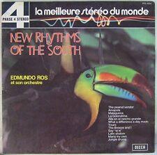 New Rythms of the South Edmundo Ros 33 tours Decca Phase 4 Stéréo 1964