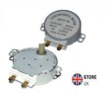 Microwave Motor 49TYZ-A2 ,  4W , AC 220V - 240V , 5/6r/min Synchronous Motor