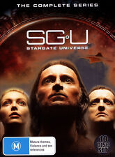 SG U: Stargate Universe - The Complete Series season 1 & 2 DVD Box Set R4