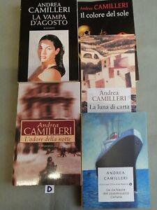 LOTTO 5 Andrea Camilleri