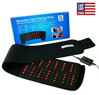 DGYAO Red Light Therapy Infrared Light for Back Pain Relief Belt for Xmas Gift