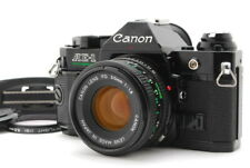 【Near MINT - ThoroughTested】CANON AE-1 PROGRAM 50mm f1.8 w/filter from Japan 901