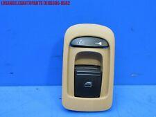 2003-2010 PORSCHE CAYENNE REAR LEFT DRIVER SIDE DOOR LOCK WINDOW SWITCH