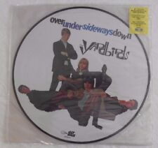 "The Yardbirds, Over Under Sideways Down , 12"" LP Picture Disc (2000),  #GET559 P"