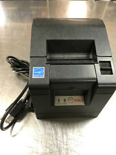 Oki Okidata Star Pt341 Black Pos Direct Thermal Usb Network Receipt Printer