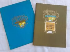 1970s Hammond Organ 9000 Series Playing Guide & Autochord Books (Lot of 2)