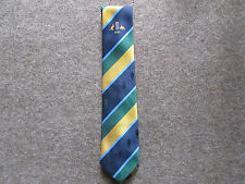 1993 tccb Cornhill assicurazione AUSTRALIAN TOUR Cricket Tie-VEDI FOTO