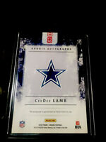 2020 Panini Origins Ceedee Lamb Rookie. Dallas Cowboys