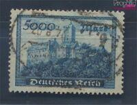 Deutsches Reich 261b geprüft gestempelt 1923 Wartburg (8248783