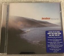Incubus. Morning View. 13 Track CD album. 2001. Wish You Were Here