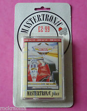 Commodore 64 C64 - Mastertronic CONTINENTAL CIRCUS Taito 1991 *NEW & SEALED!