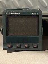 Eurotherm 2216e Viccvhh7rcfh2xxeng Temperature Controller 100 240vac