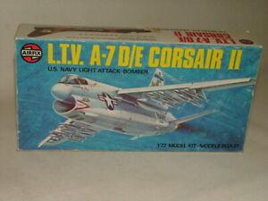 AIRFIX MILITARY AIRCRAFT MODEL KIT 1:72 L.T.V. CORSAIR US NAVY ATTACK BOMBER