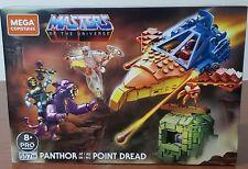 Mega Construx Pro Masters of the Universe - Skeletor Panthor At Point Dread Set