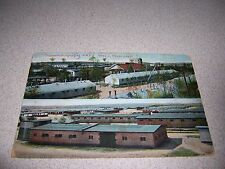 1909 PARADE GROUND ARYS ALTE u. NEUES LAGER GERMANY ANTIQUE POSTCARD