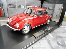 VW Volkswagen Käfer Beetle 1303 1972 red rot NEU NEW Norev 188520 !! 1:18