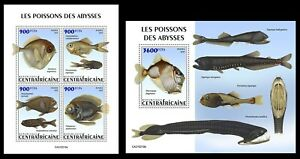 Central Africa. 2021 Deep sea fish. (210)