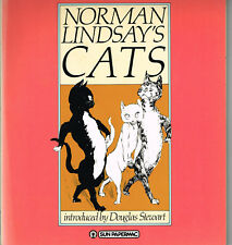 Norman Lindsay's Cats by Norman Lindsay (Paperback, 1983) - Australia Art Humour