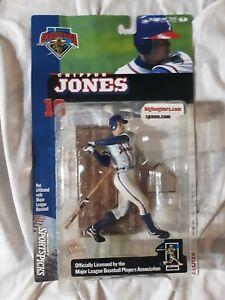 McFarlane's Big League Challenge Series 1 Atlanta Braves Chipper Jones HOF