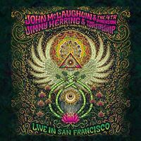John McLaughlin and The 4th Dimension - Live in San Francisco [CD]