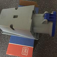MK K9264 BLU   200 - 240v   63 Amp 3 P+E  Commando Socket  IP44