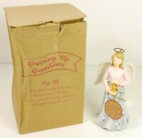 Faithful Guardians Growing Up Guardians Angel Figurine Age 16 New Old Store Stck