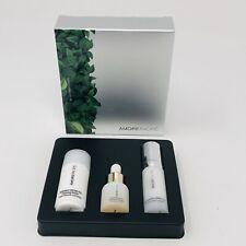 Amorepacific Essential Icon 3pc Gift Set- Peel/Concentrator/Creme Fluid NIB