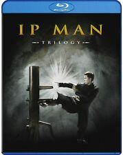 Ip Man 1 2 3 Trilogy [Blu-ray] Donnie Yen New Free Shipping