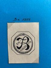 Ex-Libris BARGALLO Ferdinand, Ba1956, 30 x 30 mm