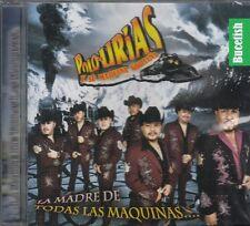 Polo Urias La Madre De Todas Las Maquinas CD New Nuevo Sealed