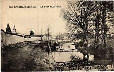 CPA Brignais Le Pont du Moulin (444129)