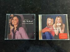 Lot of 2 Ally McBeal CD's Featuring Vonda Sheppard Heart and Soul 28 Songs