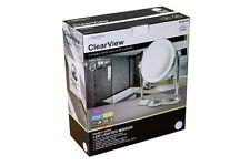 """Clearview 8 """"LED Specchio Per Make Up Rasatura lenti a contatto mlmir109"""