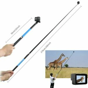 "106"" Super Long Selife Stick Handheld Monopod Pole for GoPro Hero 5 4 3+ Session"