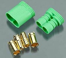 Castle Connectors 6.5mm Polarized Connectors Pair 011-0053-00
