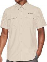 COLUMBIA Silver Ridge II XO0666160 Outdoor Freizeithemd Kurzarmhemd Hemd Herren