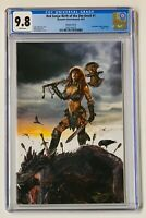 Red Sonja Birth of the She-Devil #1 CGC 9.8 Gallagher VIRGIN Variant Cover N