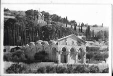 church in jerusalem postcard dated 1967