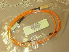 SC-SC Fiber Cable Multi-Mode w/ 10.0 dB ATTENUATOR NEW!