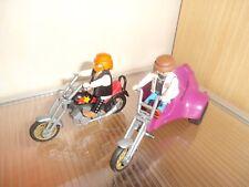 Playmobil Trike Chopper+ Motorrad  gebraucht         40/d