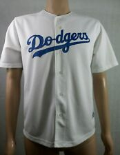 Majestic Los Angeles Dodgers Russell Martin #55 MLB Baseball Jersey Size Small