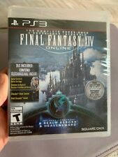 Sealed - Square Enix: Final Fantasy Xiv: The Complete Experience (Ps3, 2015)