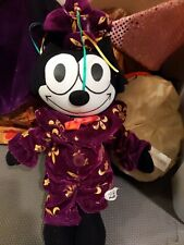 "New ListingFelix the Cat Stuffed Plush Animal Jester 17"" 2003 Tags"