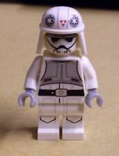 Lego Star Wars at-dp personaje piloto (Weiss atdp at DP figuras) nuevo